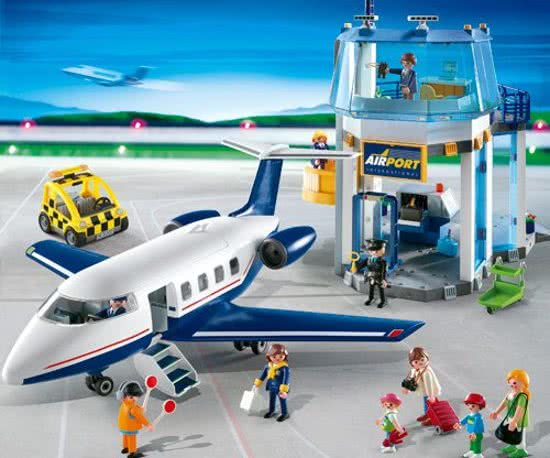 playmobil airport 4311 instructions