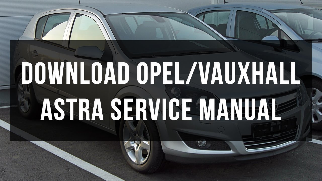 vauxhall vectra c workshop manual free download