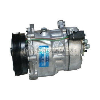 Sanden sd7v16 compressor service manual