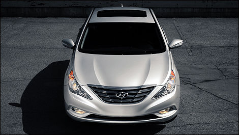 2011 hyundai sonata manual review