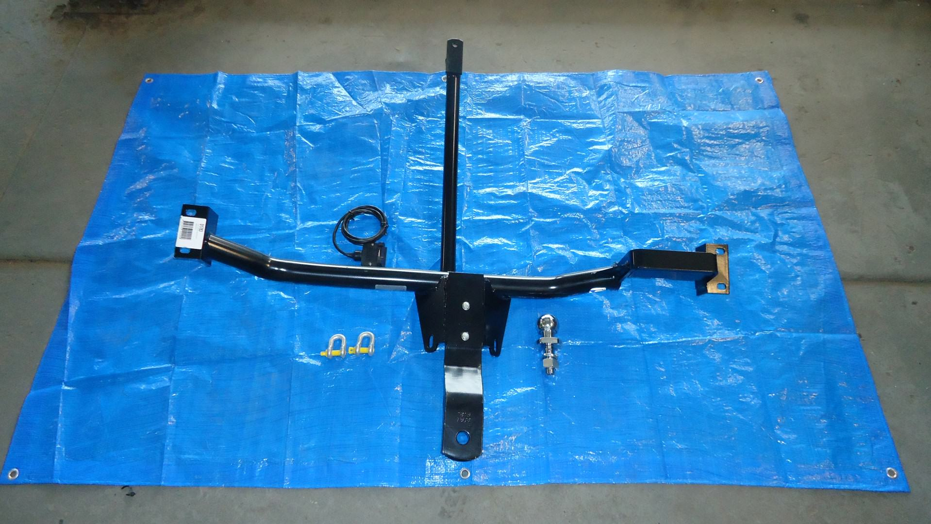 installing.towbar commodore ute instructions