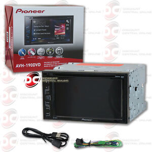 pioneer touch screen car stereo manual