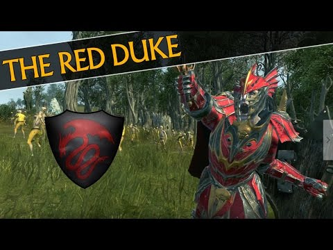 Warhammer how to get red duke