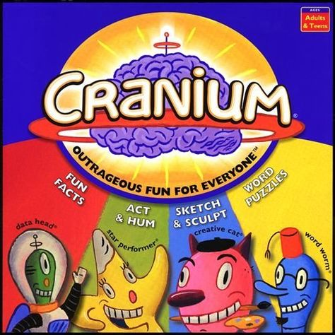 disney family cranium instructions