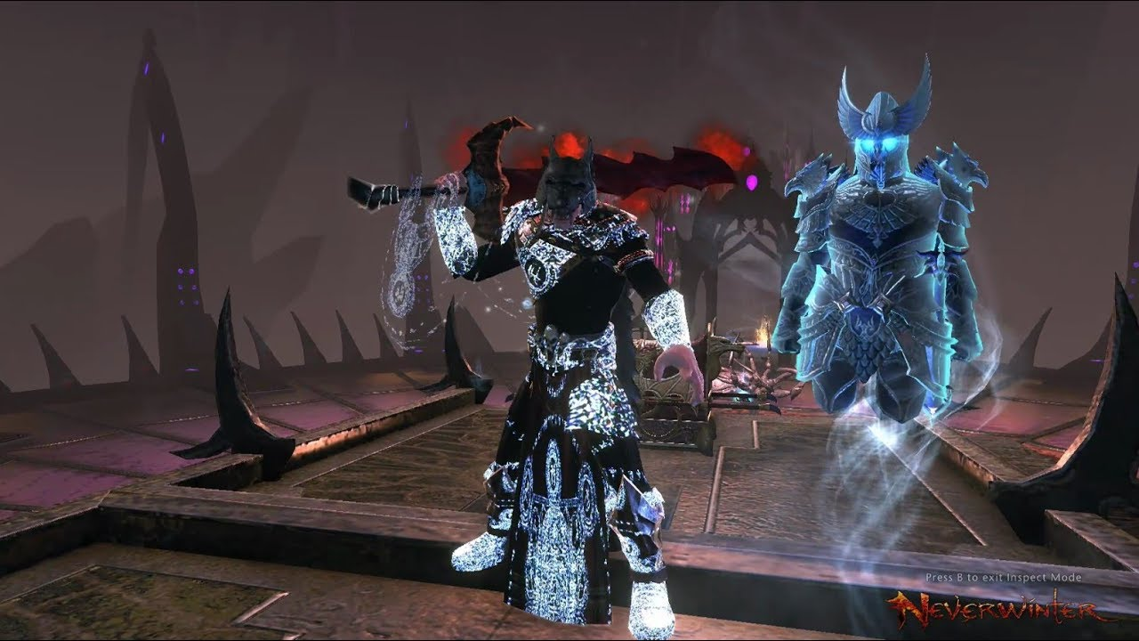 Neverwinter how to get relic armor