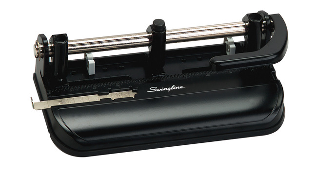 swingline 350 400 hole punch manual