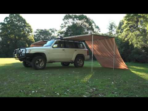 adventure kings awning instructions