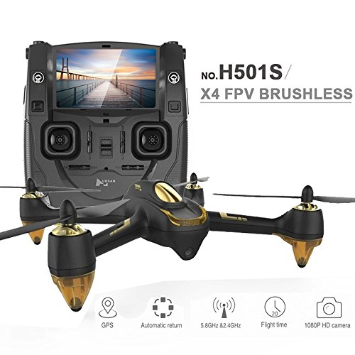 Hubsan h501s how to fly