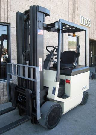crown forklift service manual pdf