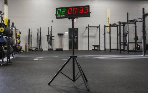 rogue echo gym timer instructions