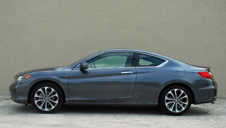 2013 accord coupe v6 manual review