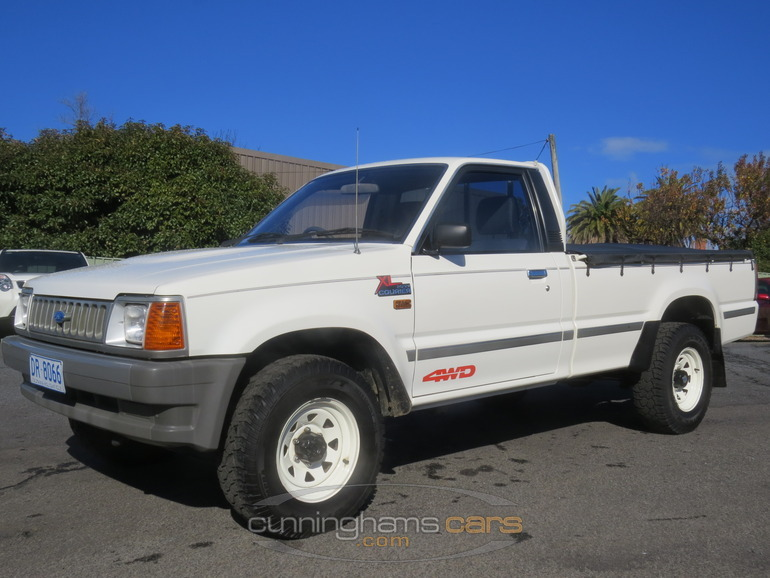 ford pc courier workshop manual