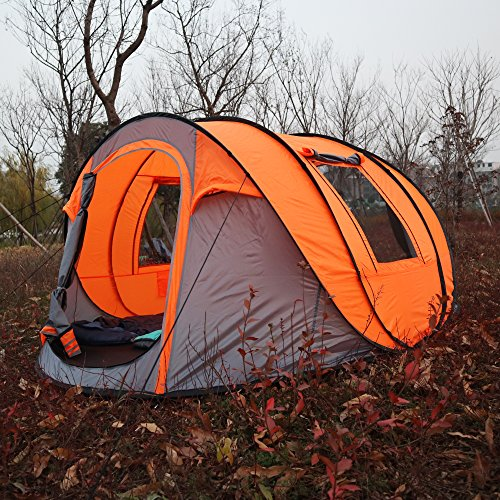 instructions escort family dome tent 6-person