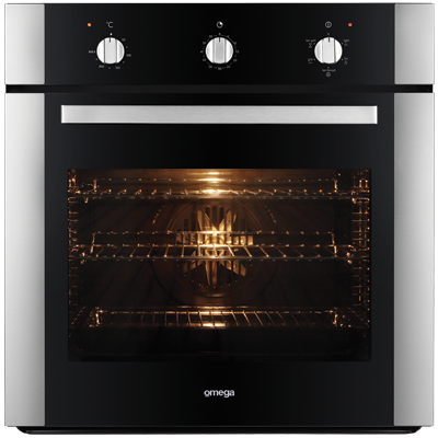 omega wall oven instructions