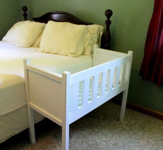 bertini cot bed instructions