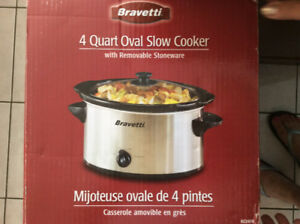 Bravetti professional slow cooker manual