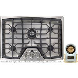Kenmore elite cooktop installation manual