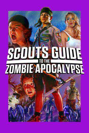 Scout guide to the zombie apocalypse cast