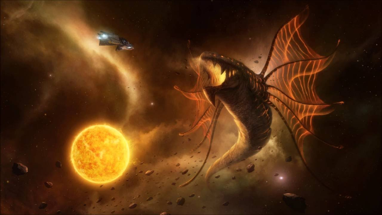 Stellaris how to tell where a leviathan is