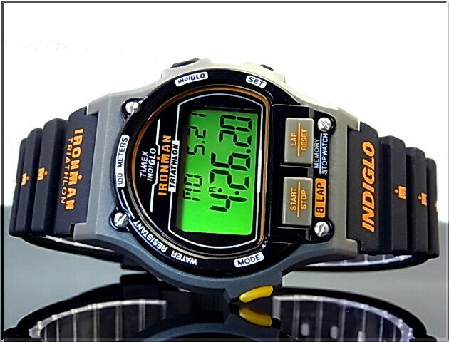 timex ironman triathlon watch instructions 8 lap